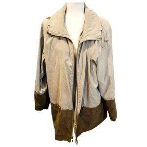 CS Signature Women Anorak Coat Soft Hooded Jacket